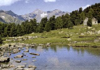 Comune di pontechianale valle varaita cuneo piemonte - Mobili valvaraita ...